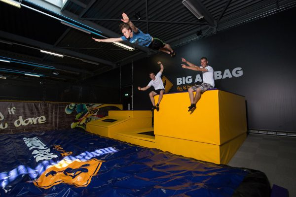 BigAirBag at JumpXL