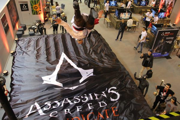 Assassins Creed brand activation