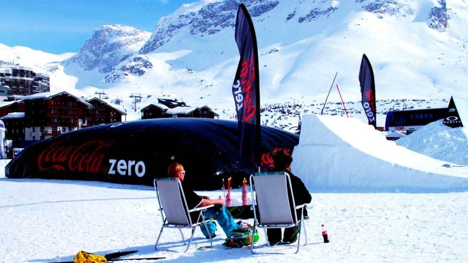 Operations Attraction For Ski Resorts