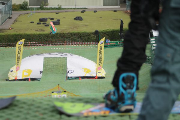 Dry Slope Snowboard