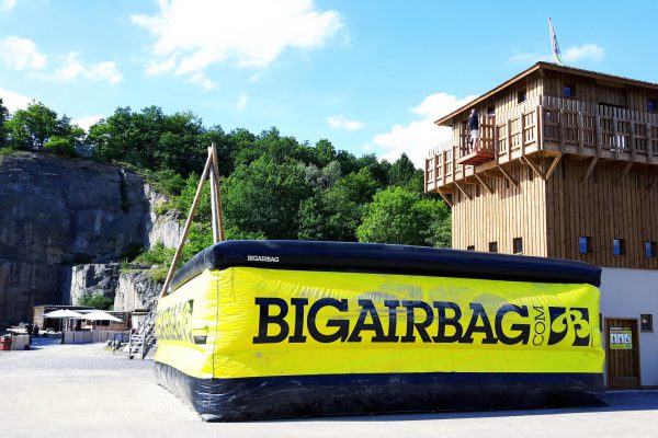 Every adventure park needs a jumping tower with BigAirBag