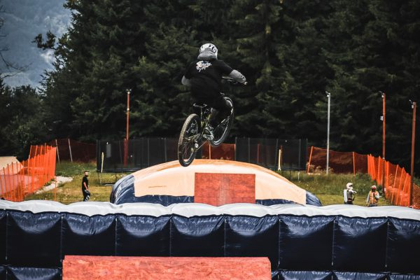 Add a safe bike park activity to your Holiday Park