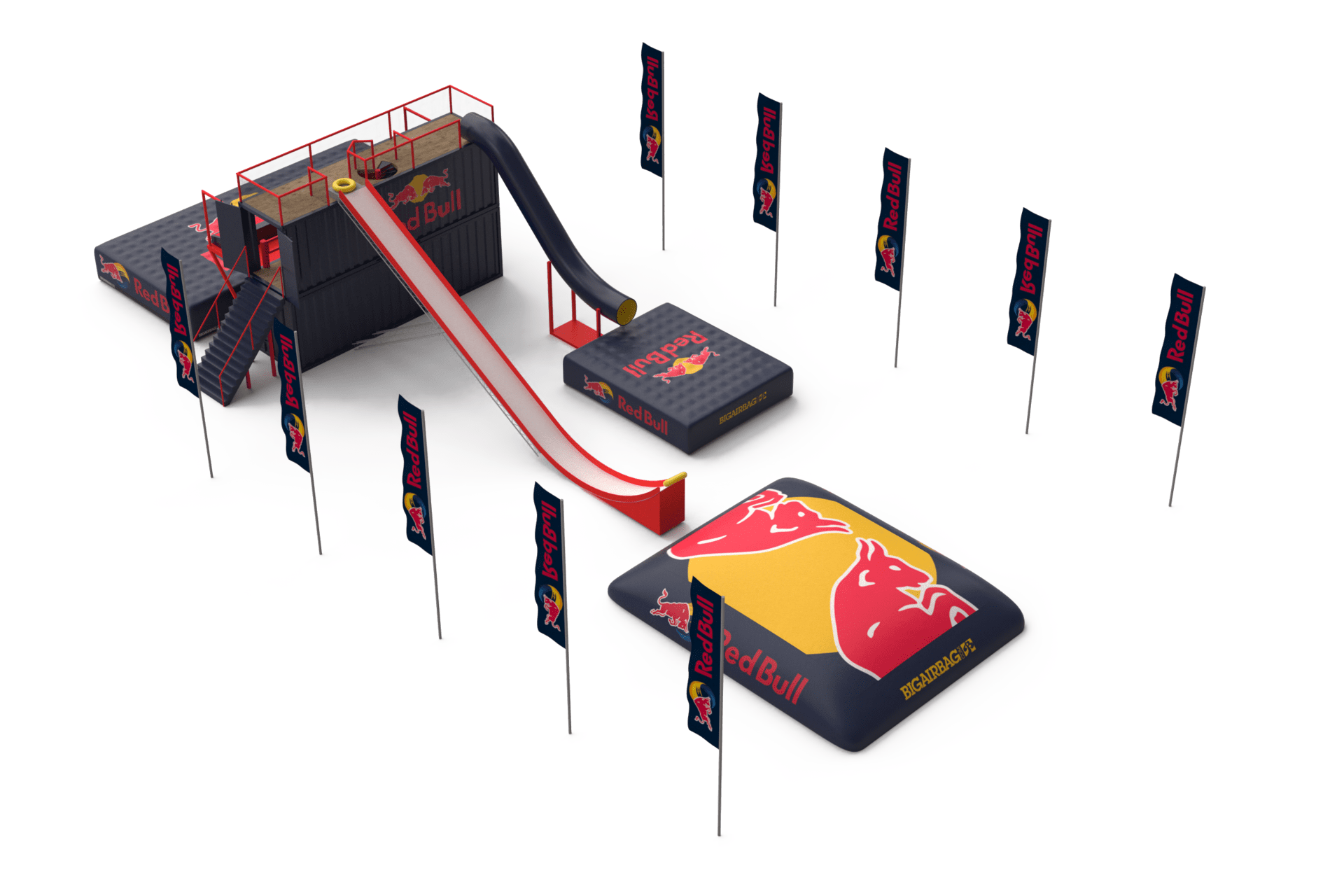 3d-model-actiontower-redbull-branding