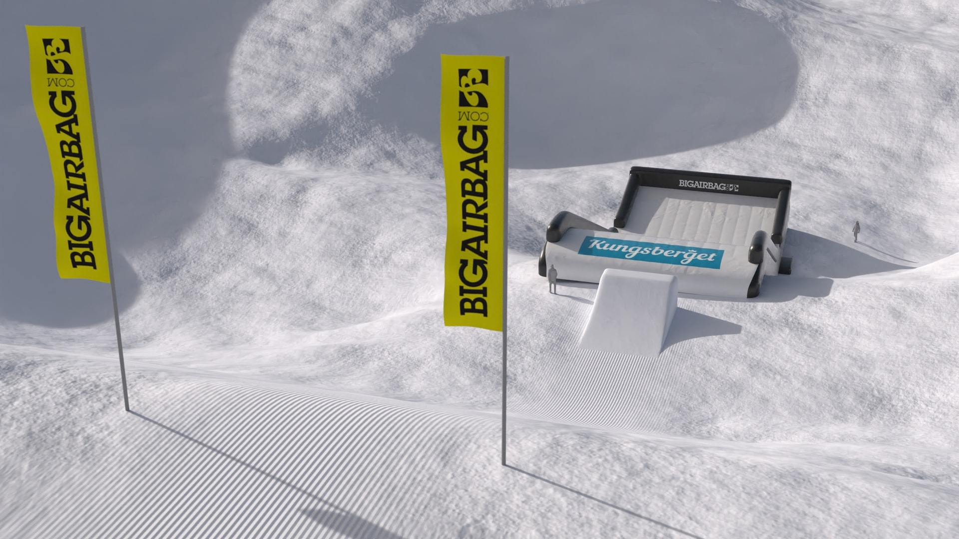 ski resorts airbag