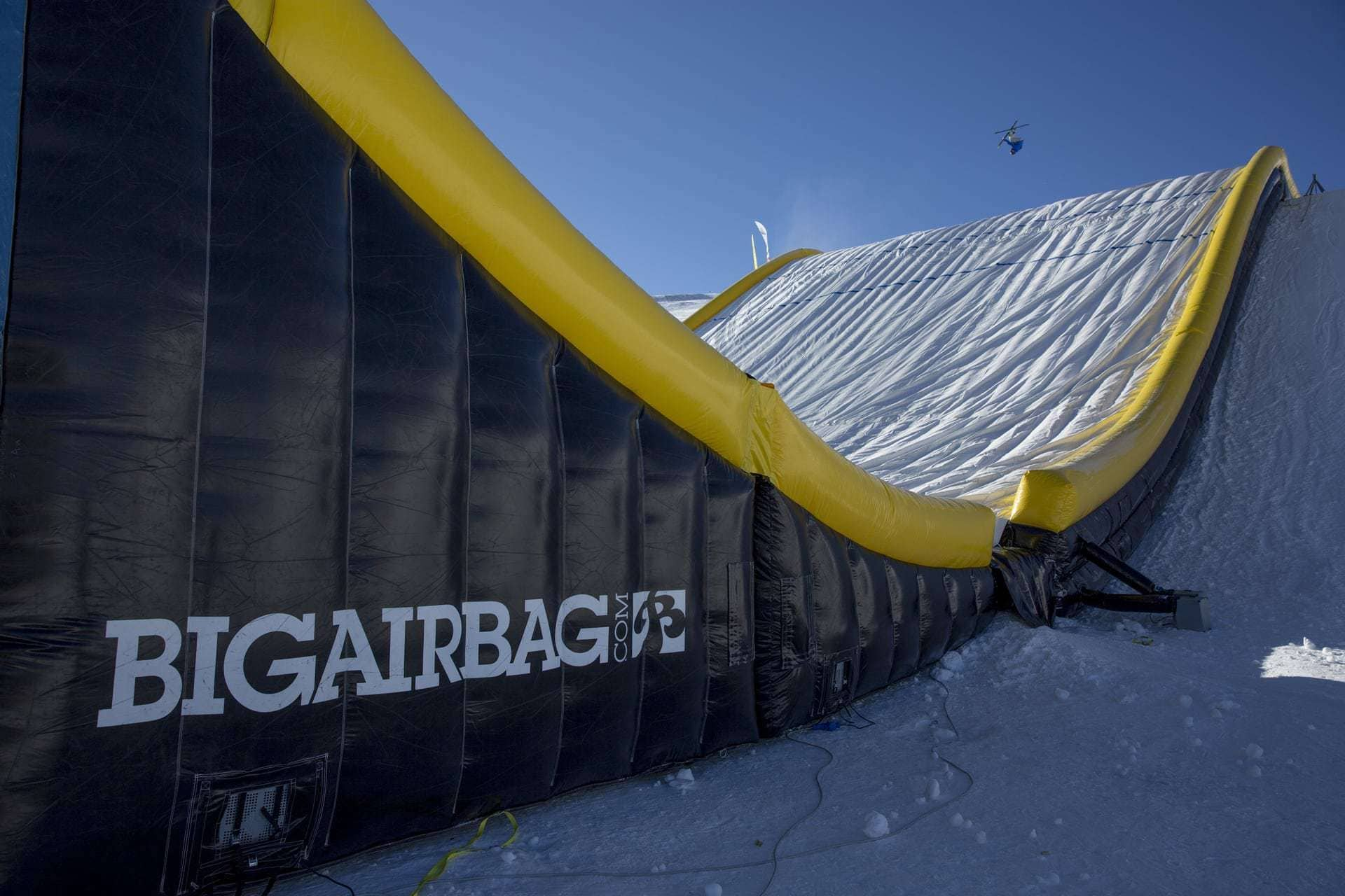 airbag for skiing